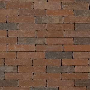 Abbeystones 20x5x7 Gesmoord Bruin