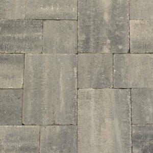 Abbeystones wildverband 6 cm Grijs/Zwart