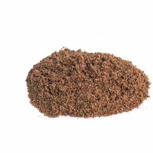 Inveegsplit (25 kg.) rood 0-3mm