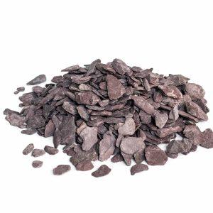 Canadian slate (25 kg.) violet 10-30mm