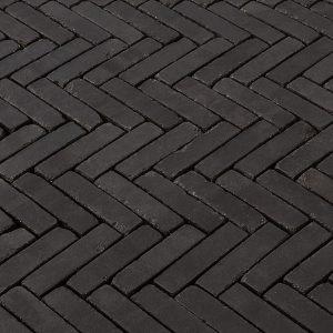Terra Carbona Antica 20,4x5x6,7 Zwart onbezand