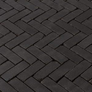 Terra Carbona Antica 20,4×6,7×6,7 Zwart onbezand
