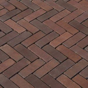 Terra Novara Antica 20,4×6,7×6,7 Rood-bruin bont bezand