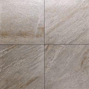 Cerasun 3+1 60x60x4 Quartzite Grigio