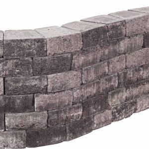 Pilestone Trapezium 23/17×21,5×10 Gothic
