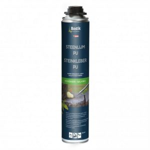 Bostik PU Steenlijm Creme 750 ml