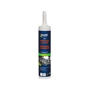 Bostik Montagelijm XP Zwart 290 ml