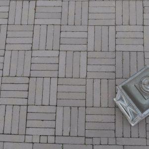 Clayville Stone Grey 20×4,8×6 Zilvergrijs bezand