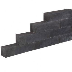 Lineablock Strak 15x15x60 Black