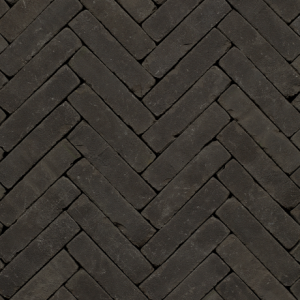 Gebakken WF Nero getrommeld VB (zwart bezand) 20×4,8×8,5