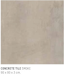 Piet Boon Concrete Smoke 90x90x3