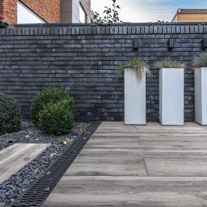 Keramiek TRE 30x120x3 Woodlook Grey