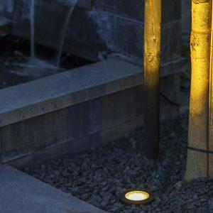 Verlichting Atik R1 9W Dimbaar Aluminium – Zwart