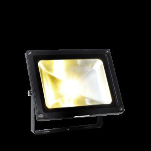 Verlichting Azar 30 30W Aluminium – Zwart