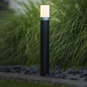 Verlichting Barite 3W Aluminium – Zwart