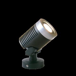 Verlichting Emarald 5 5W Aluminium – Zwart (uitlopend)