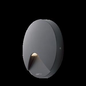 Verlichting Kuma 6W Aluminium – Zwart
