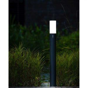 Verlichting Oberon Hi Aluminium – Zwart