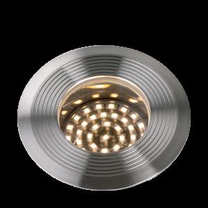 Verlichting Onyx 90 R1 1,5W RVS