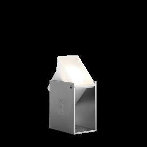 Verlichting Pearl 3W Aluminium – Antraciet