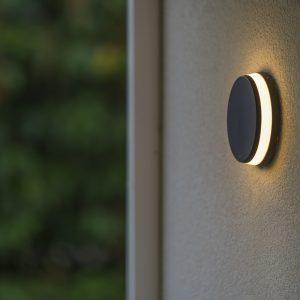 Verlichting Polaris 6W Aluminium – Antraciet