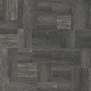 Terrasverband+ 4 cm Grijs / Zwart