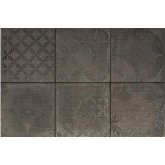 Keramiek TRE 60x60x3 Concrete Decor Graphite