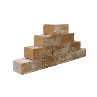 Straight Block 35x20x15 Mont Blanc