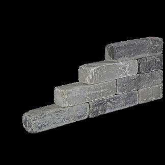 Blockstone Getrommeld 15x15x30 Gothic