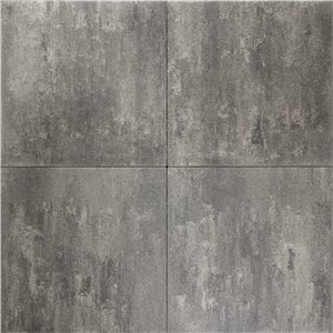 Easyton Actie 60x60x5 Black / Grey