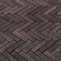 Terra Iseo Antica 20,4x5x6,7 Zwart-bruin bezand