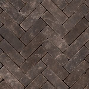 Gebakken UDF Preston getrommeld VB (bruin zwart bezand) 20×6,5×6,5