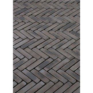 Terra Lugano Antica 20,4x5x6,7 Blauw-zwart bezand